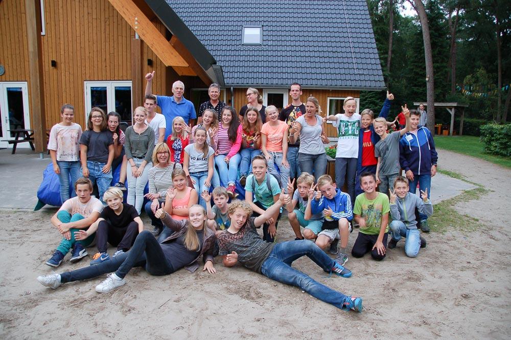 Tieners en jongeren